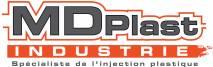 logo Mdplast industrie